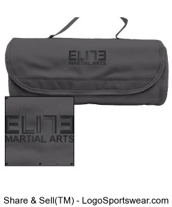 Stow Away Blanket - Stay warm Team Elite!!! Design Zoom